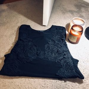 Forever 21 Other - Lace bodysuit forever 21